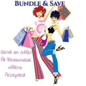 Other - Bundle and Save 15%. Offers always welcome.